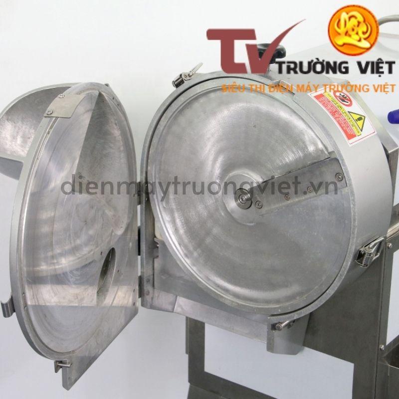 Máy Thái Rau Củ Đa Nẵng QSP 360 1