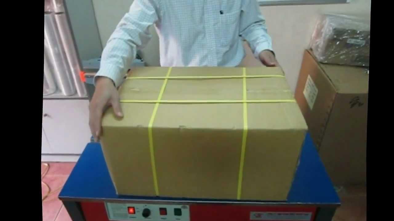 Máy Niềng Đai Thùng Chali | THIETBIDONGGOI.COM.VN