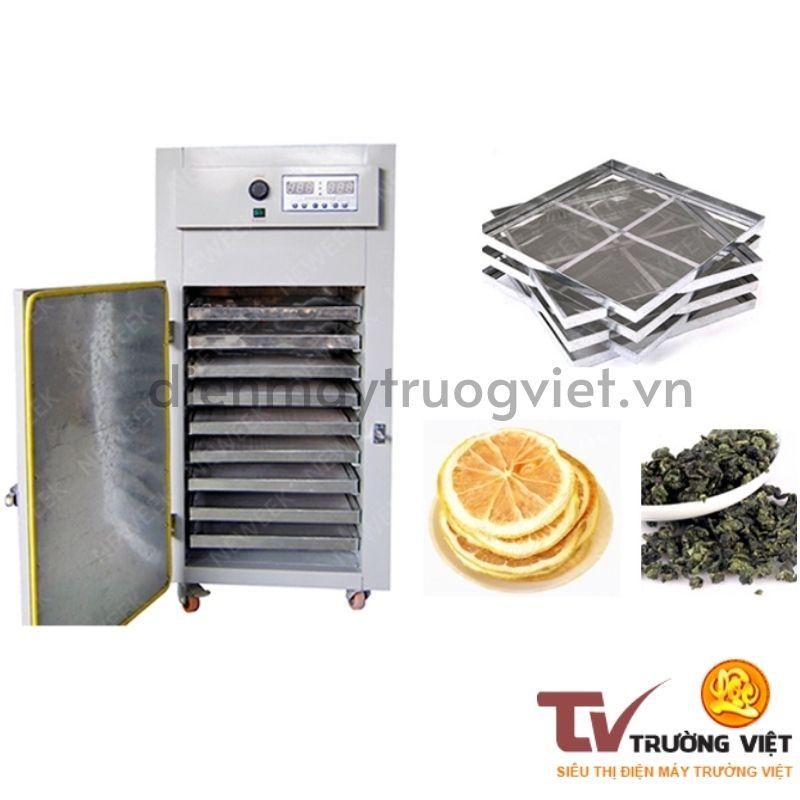 Máy sấy thực phẩm công nghiệp có nhiều công dụng hữu ích