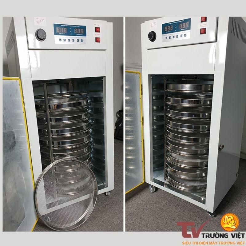 Cấu tạo máy sấy nông sản đa năng