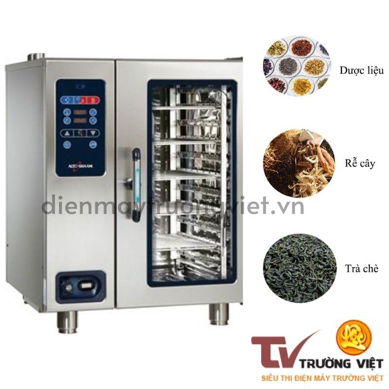 Tủ hấp sấy công nghiệp sử dụng cho đa dạng sản phẩm