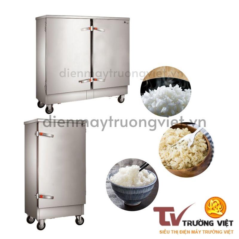 Sử dụng tủ cơm công nghiệp đem lại nhiều công dụng hữu ích