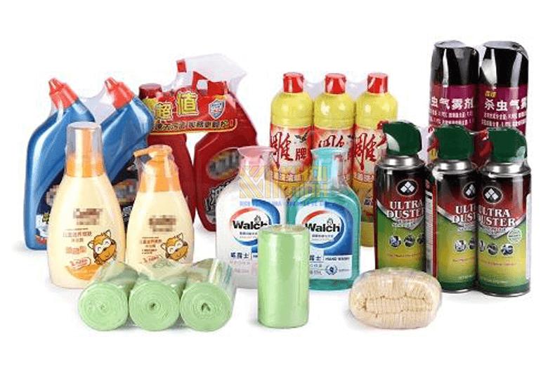 Máy đóng gói màng co nhiệt có thể sử dụng cho nhiều loại sản phẩm, loại túi khác nhau