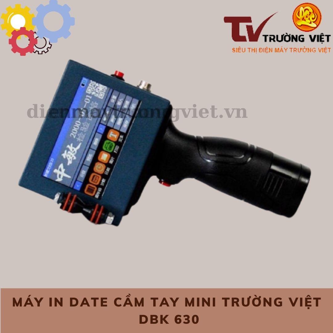 Máy in date cầm tay mini Trường Việt DBK 630