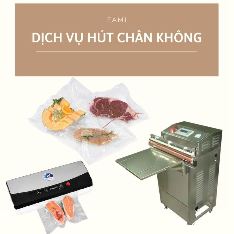 Fami - Dịch vụ hút chân không quận Gò Vấp