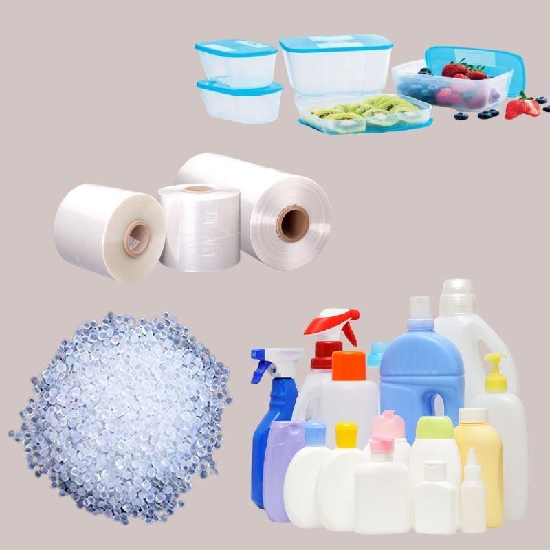 Hạt nhựa pp nguyên sinh có giá trị cao, an toàn cho người dùng