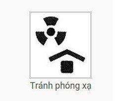 Tránh phóng xạ