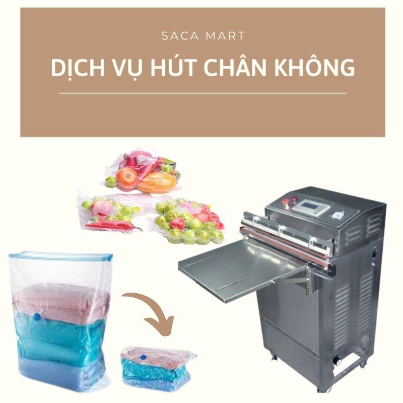 Saca Mart - Dịch vụ hút chân không thực phẩm uy tín