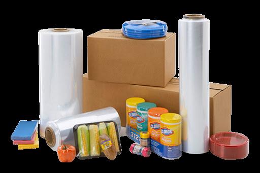 Màng co nhiệt PVC được ứng dụng để đóng gói sản phẩm