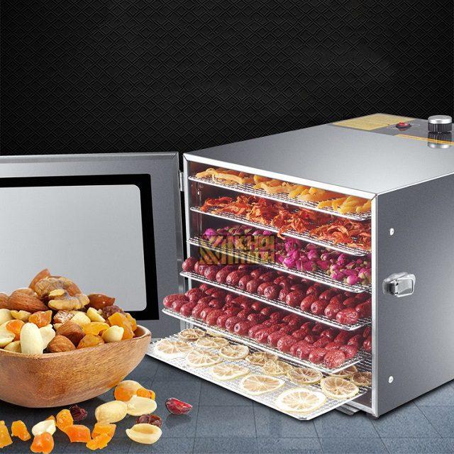 Máy chế biến thức ăn gia đình - máy sấy thực phẩm