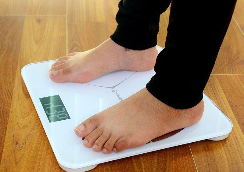 Cân sức khỏe Rapido - Nhẹ nhàng bước lên cân