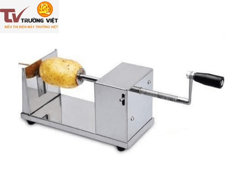 máy xoắn khoai tây